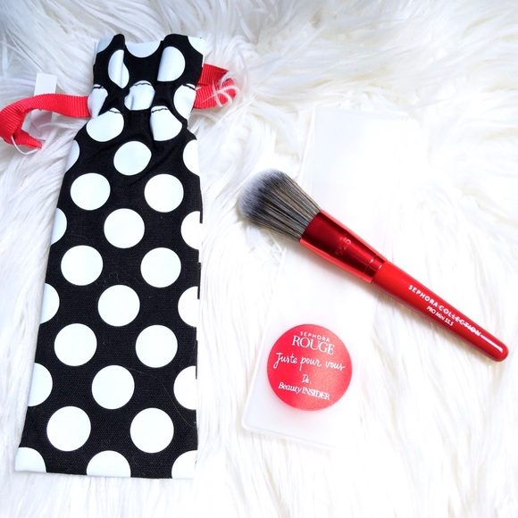 Sephora Other - Sephora Rouge 2018 PRO Mini #55.5 Brush ❤️